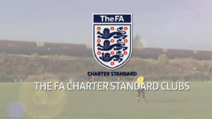 BUFC Awarded FA Charter Standard Club by FA