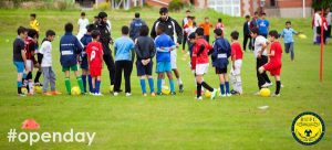 blackburn United Open Day