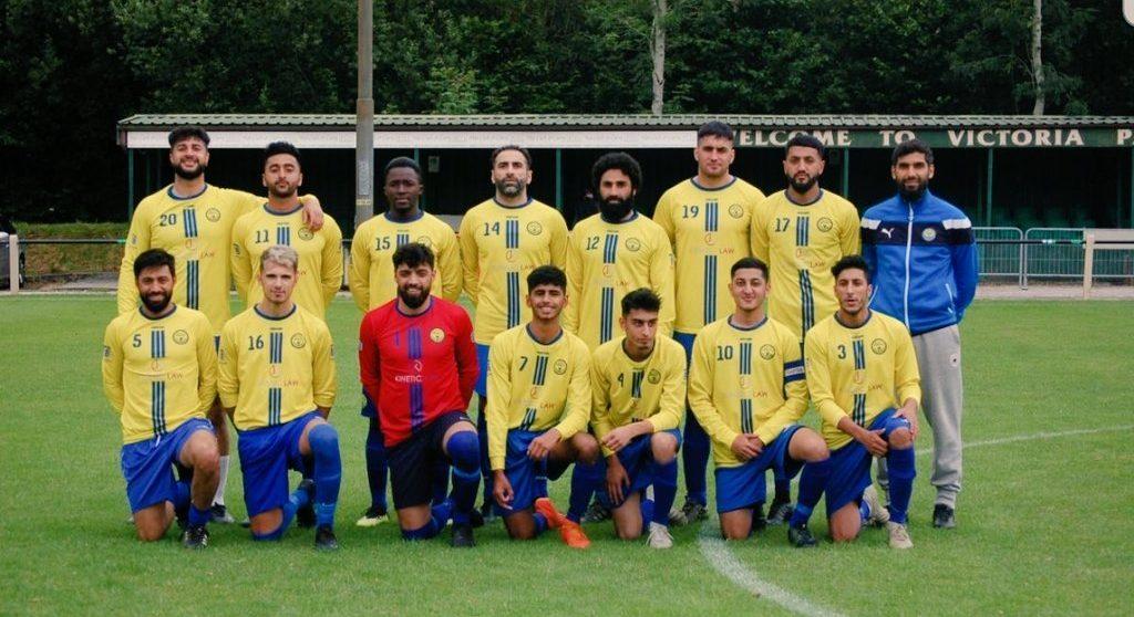 Blackburn United First Team